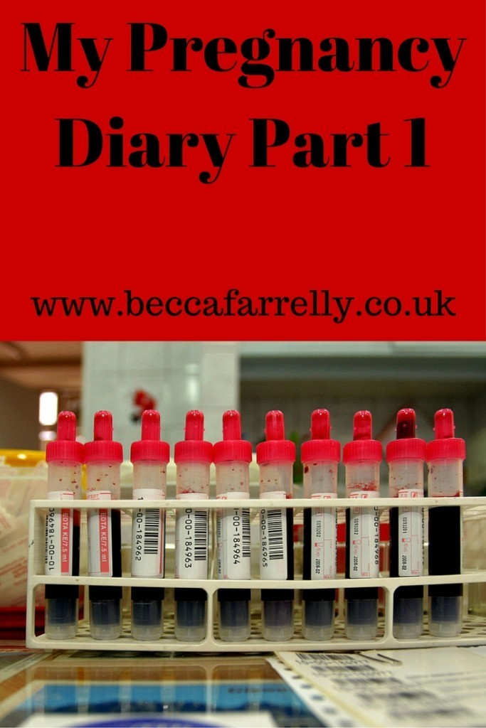1st Pregnancy Diary