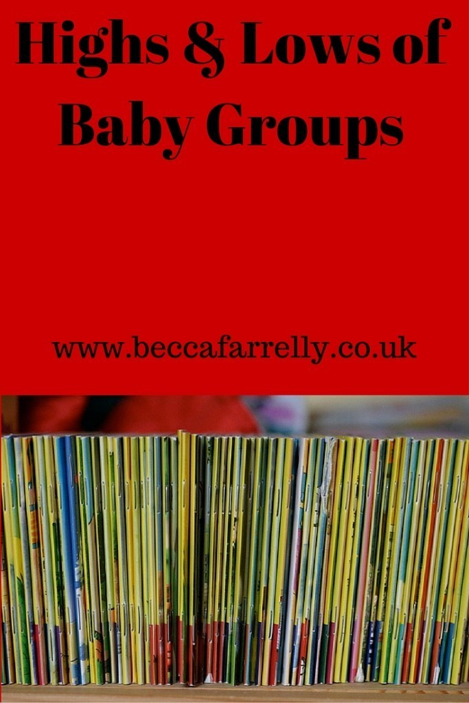 Highs & Lows of Baby Groups