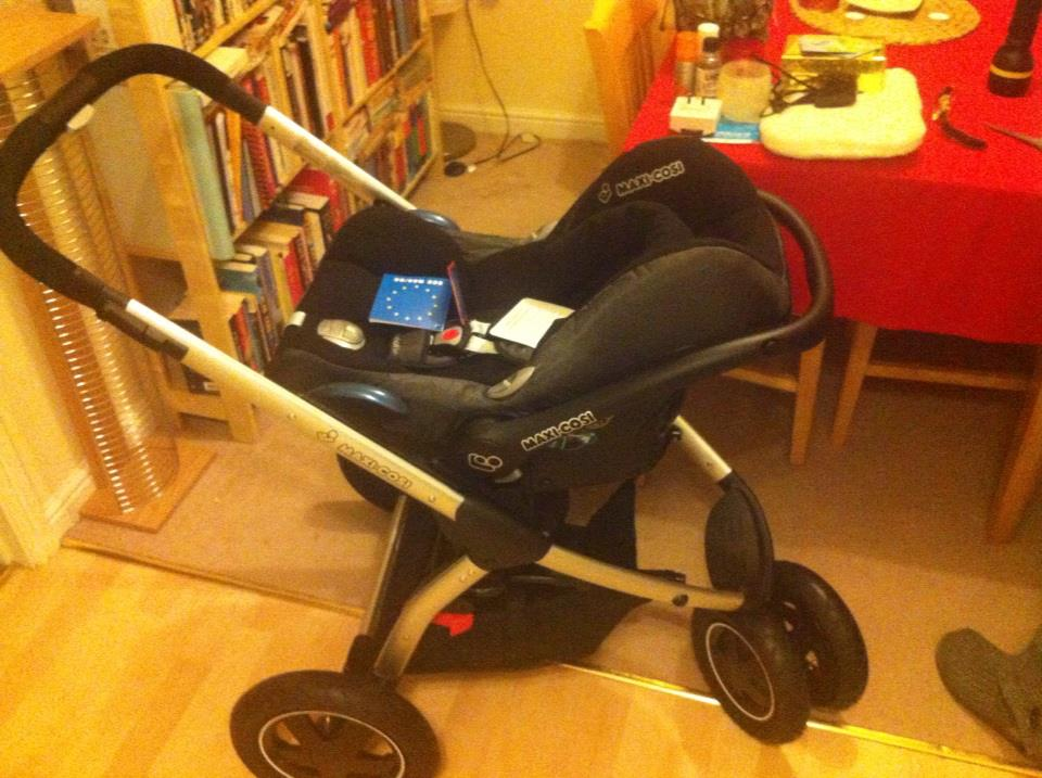 Maxi-Cosi Mura 3 Buggy Review