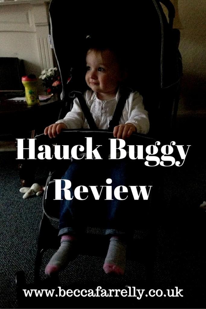 hauck sport buggy