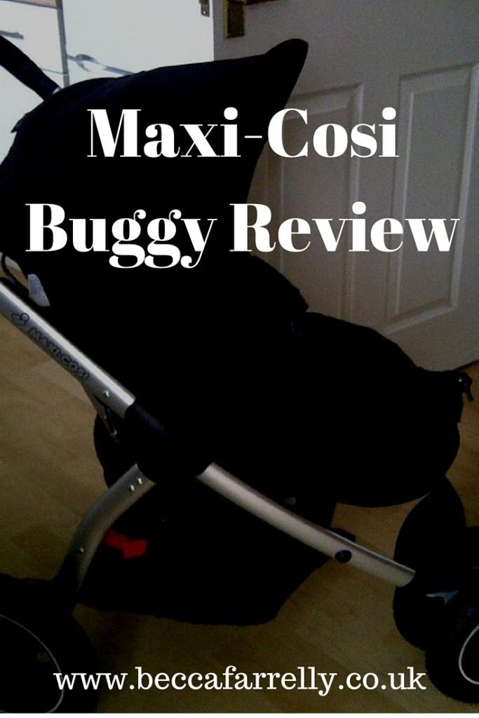 Maxi-Cosi Mura 3 Buugy