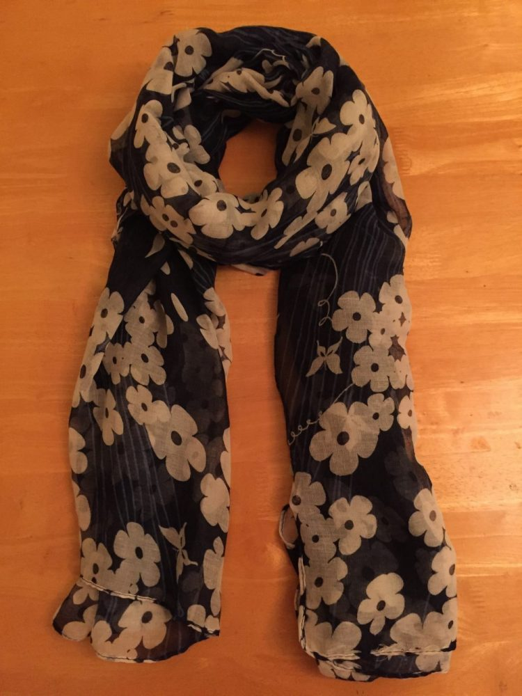 Lylia Rose 'Womens printed scarves'