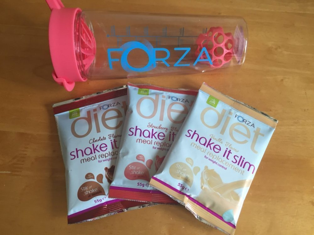 Forza 'Shake It Slim' Meal Replacement Review