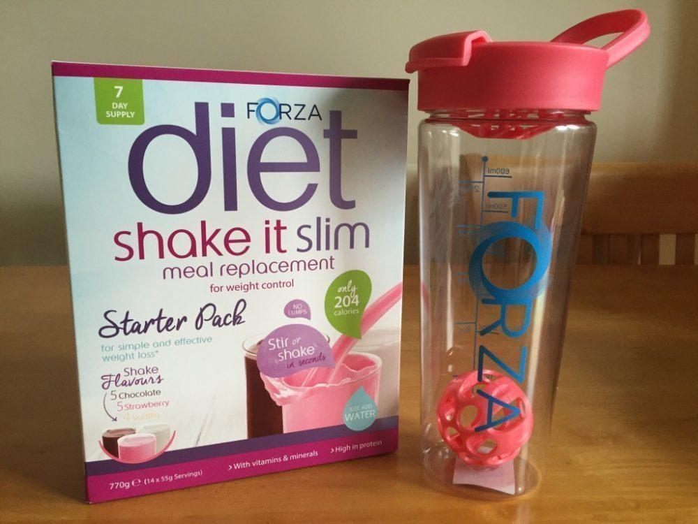 Forza 'Shake It Slim'