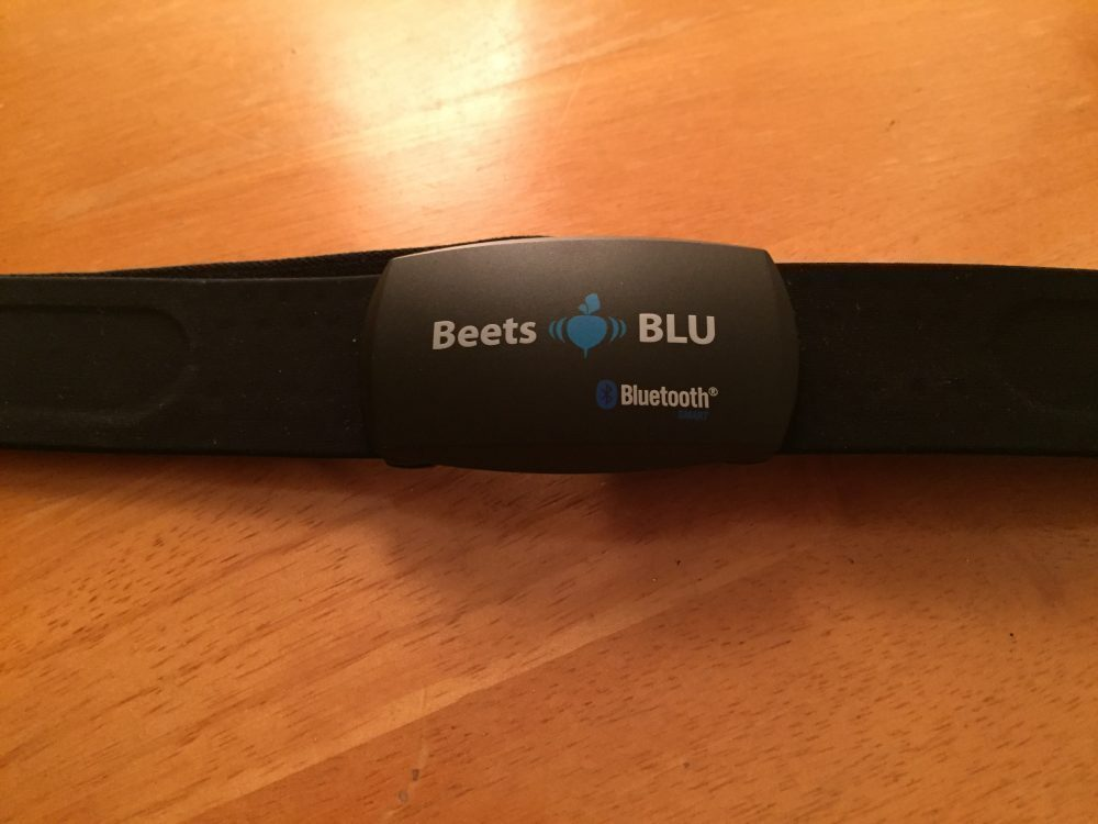 Beets BLU Bluetooth Smart Heart Rate Monitor Review