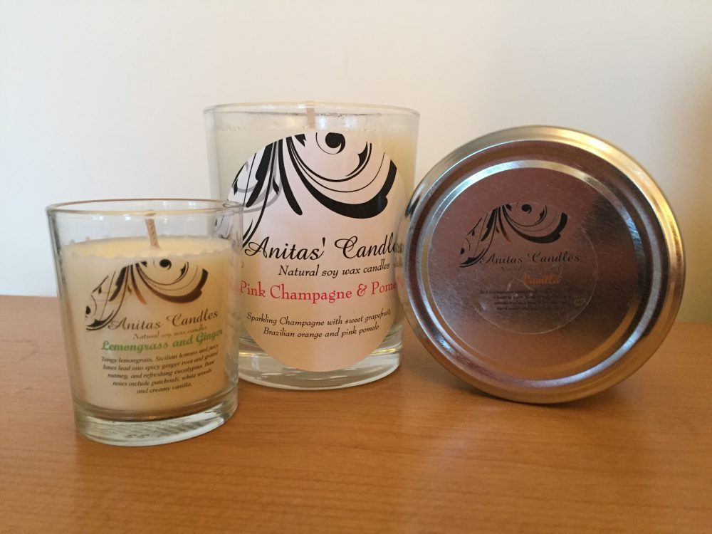 Anitas Candles Review