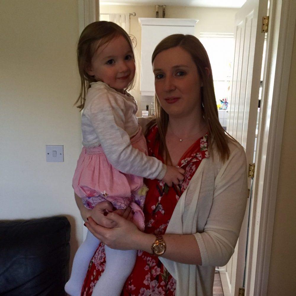 Mia and Mummy