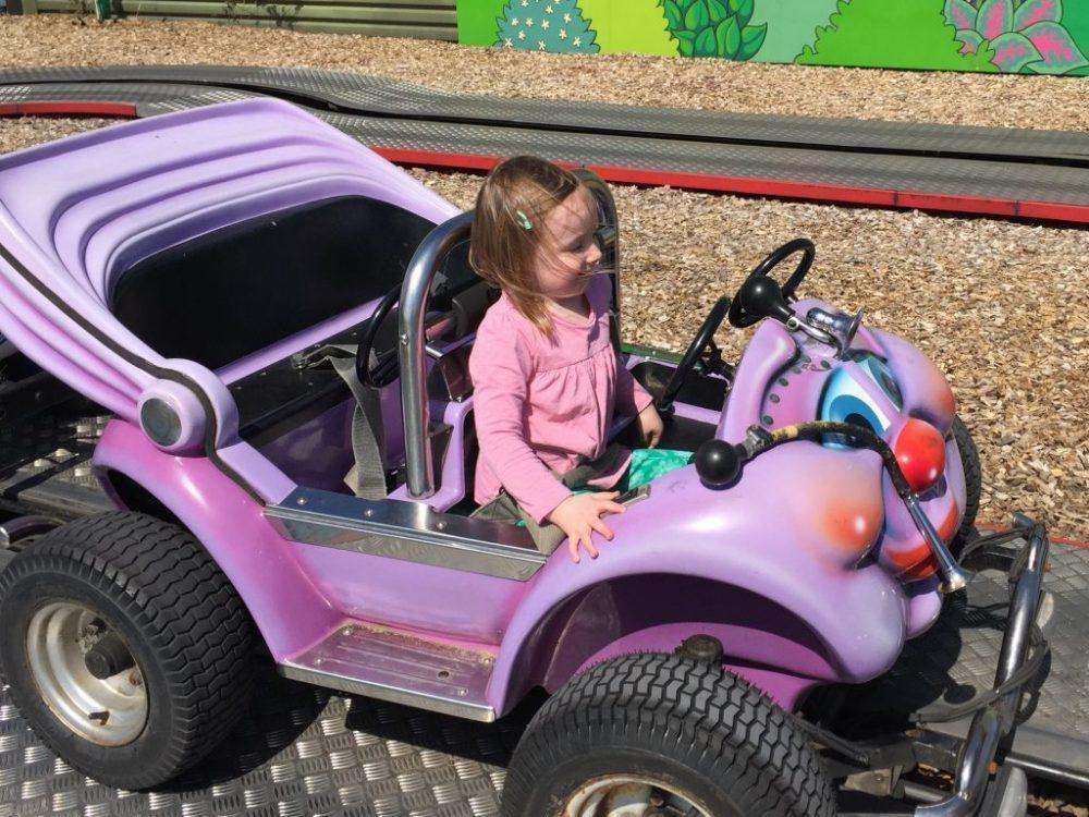 wheelgate car ride