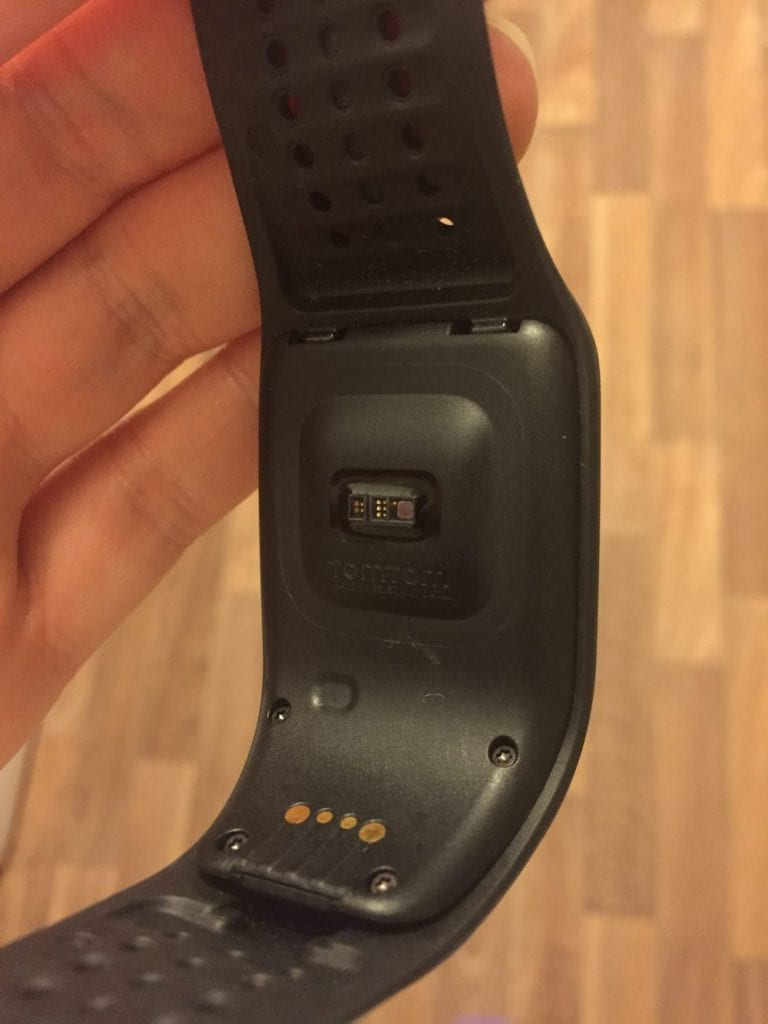 tomtom spark heart rate monitor