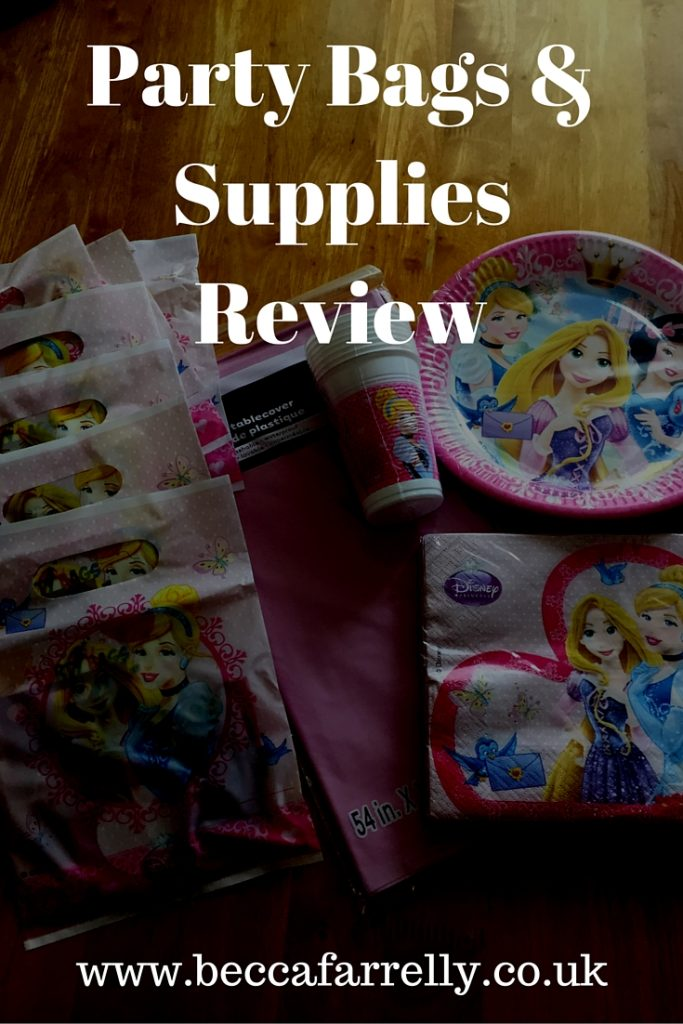 Party Bags & Supplies