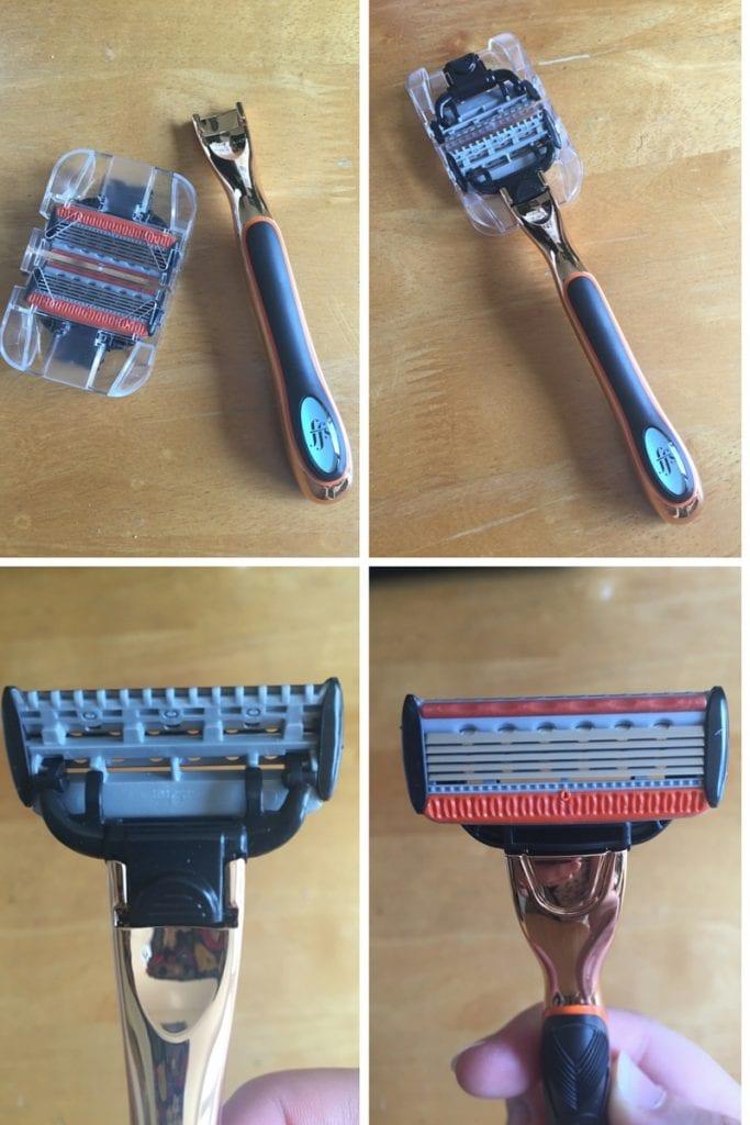 shaving subscription service