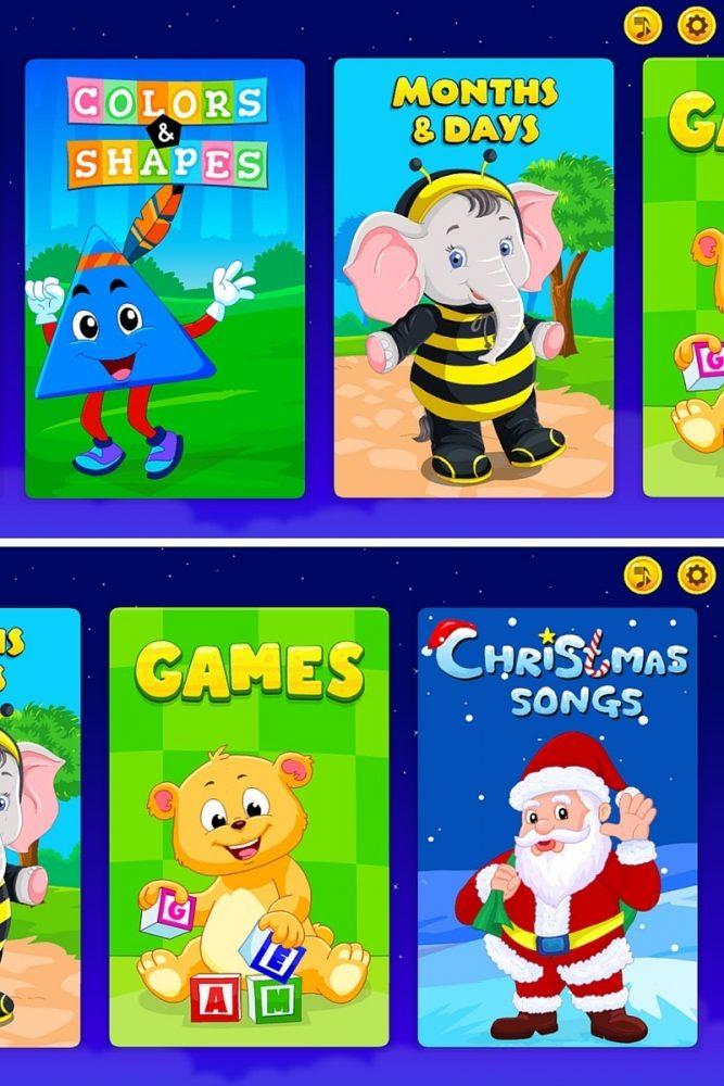 KidloLand Children's App