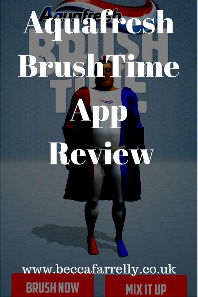 Aquafresh BrushTime
