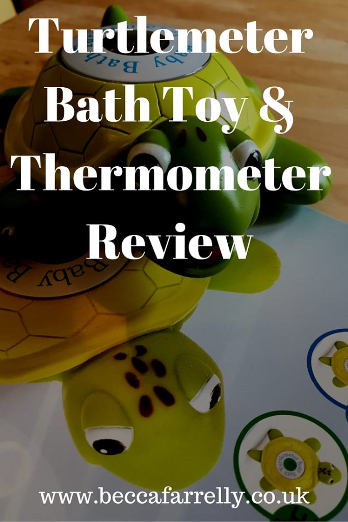 Turtlemeter Bath Thermometer