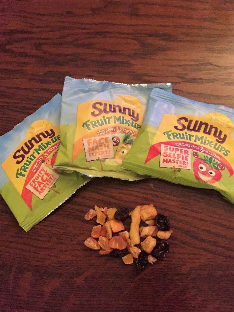 sunny fruit mix ups