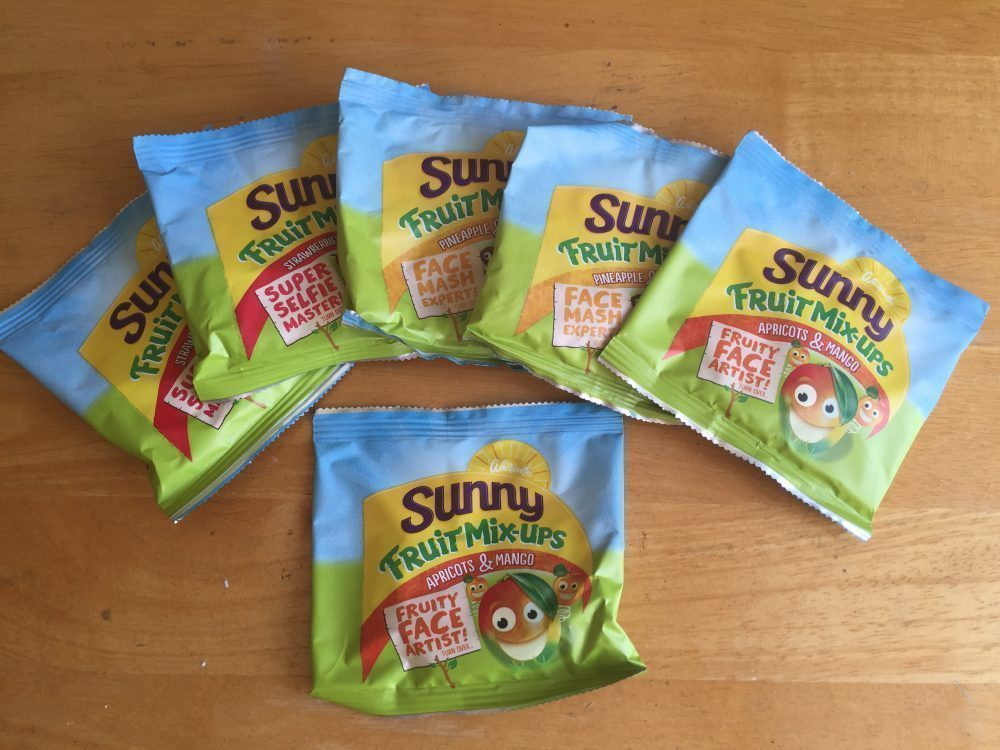 Whitworths 'Sunny Fruit Mix-Ups' Snack Review