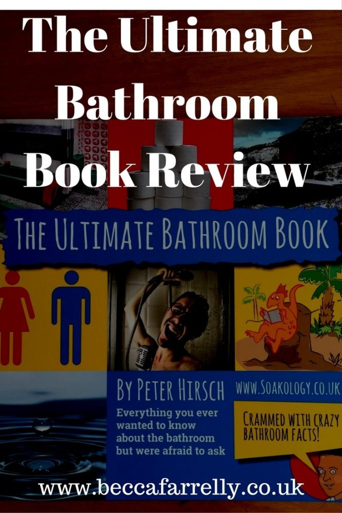 The Soakology Ultimate Bathroom Book Review
