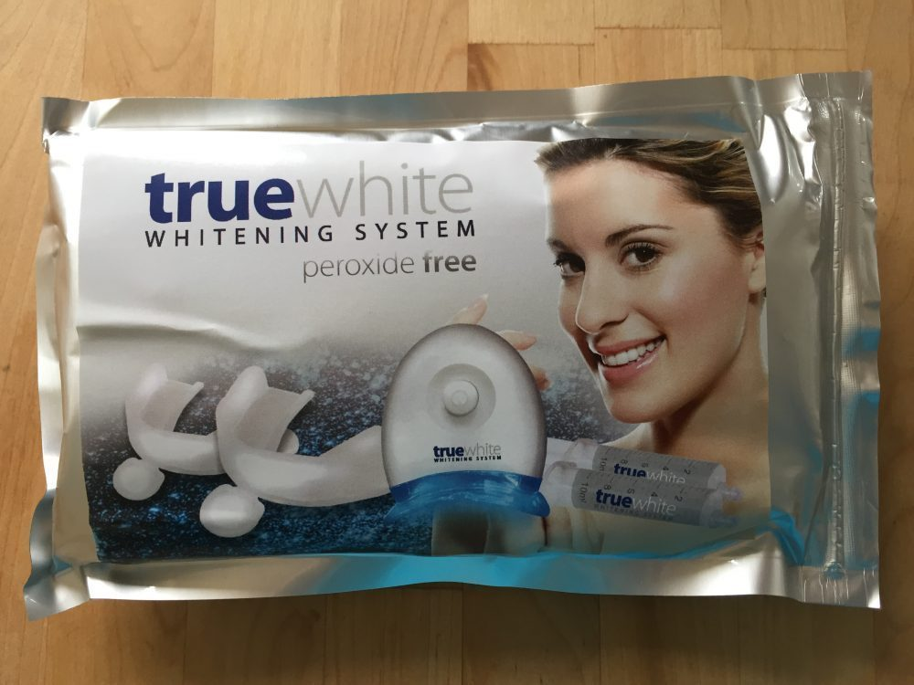 Truewhite Teeth Whitening System Review