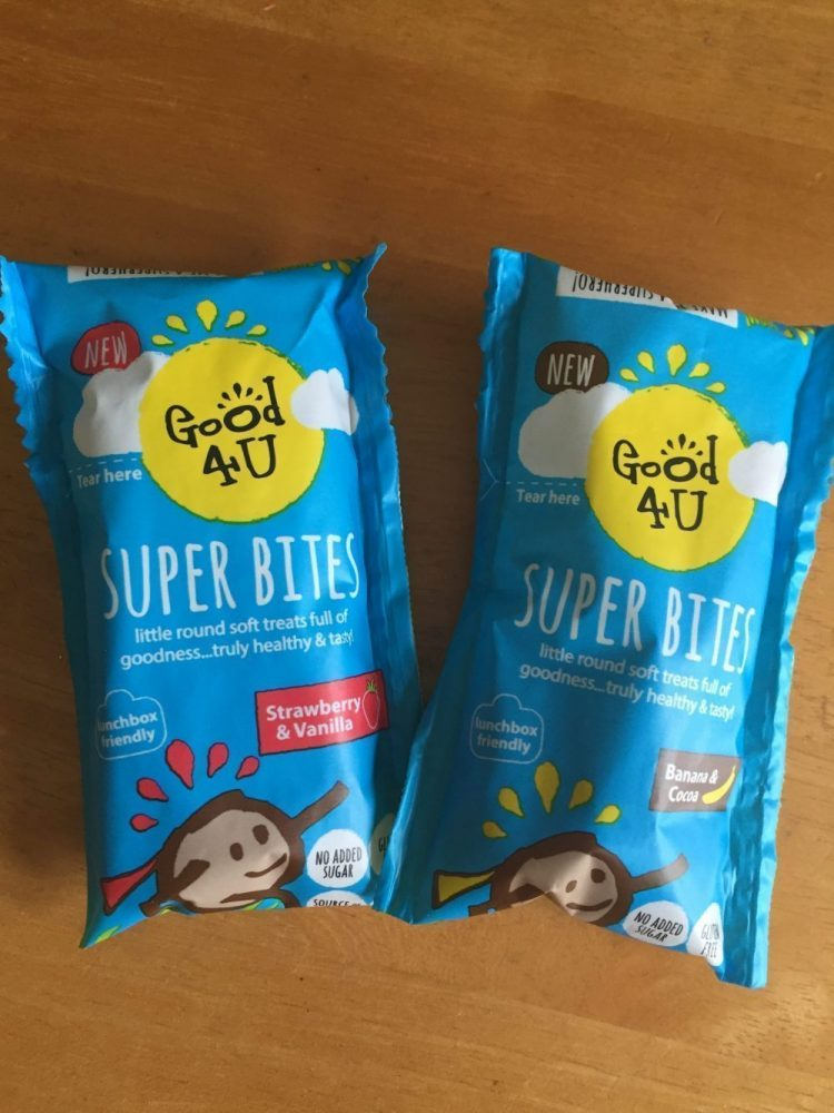 Good4U Super Bites Snack Review