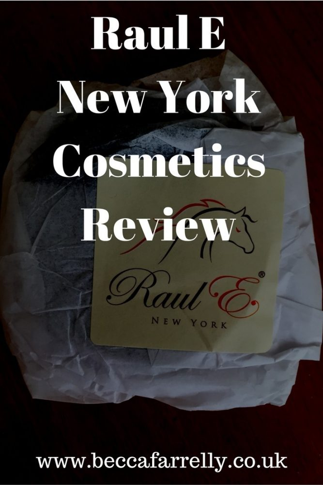 Raul E New York Cosmetics