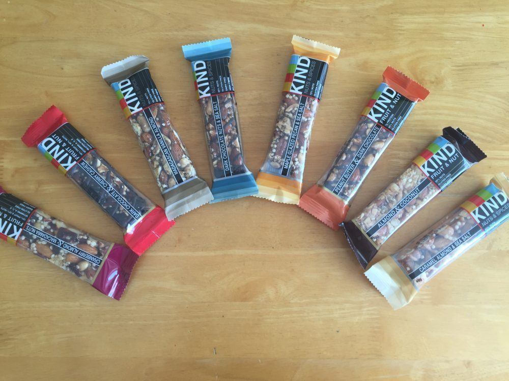 KIND Snack Bars Review