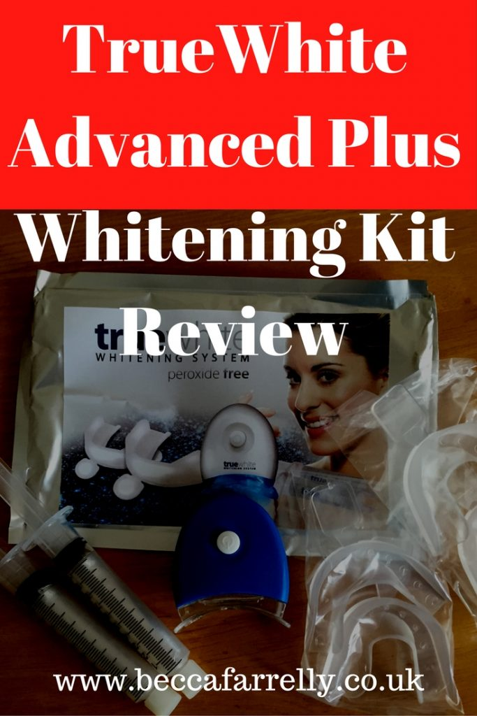 TrueWhite Teeth Whitening