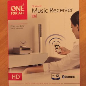 One For All Music Receiver Review