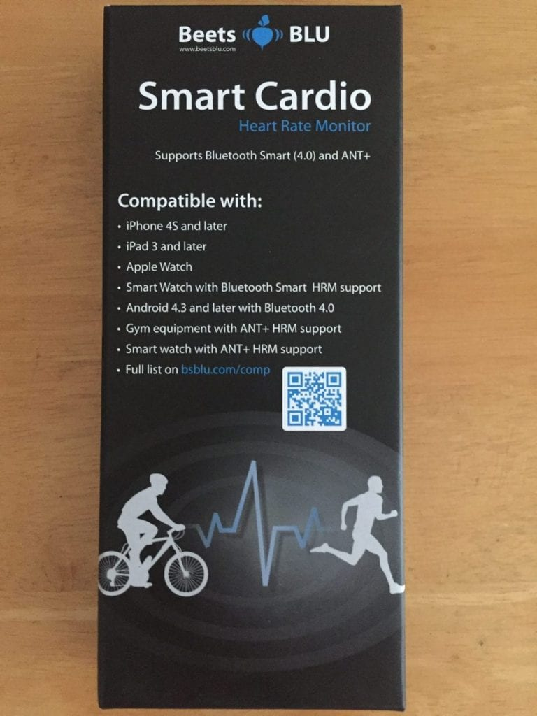 Smart Cardio Heart Rate Monitor