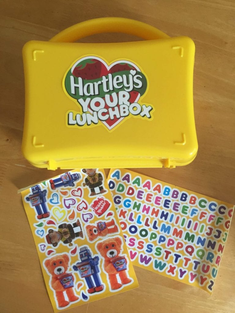 Hartley's Lunchbox
