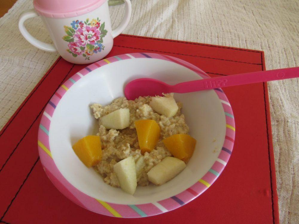 Healthy Eating porridge