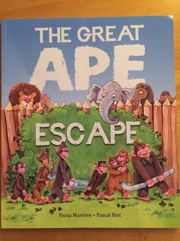 The Great Ape Escape Book Review