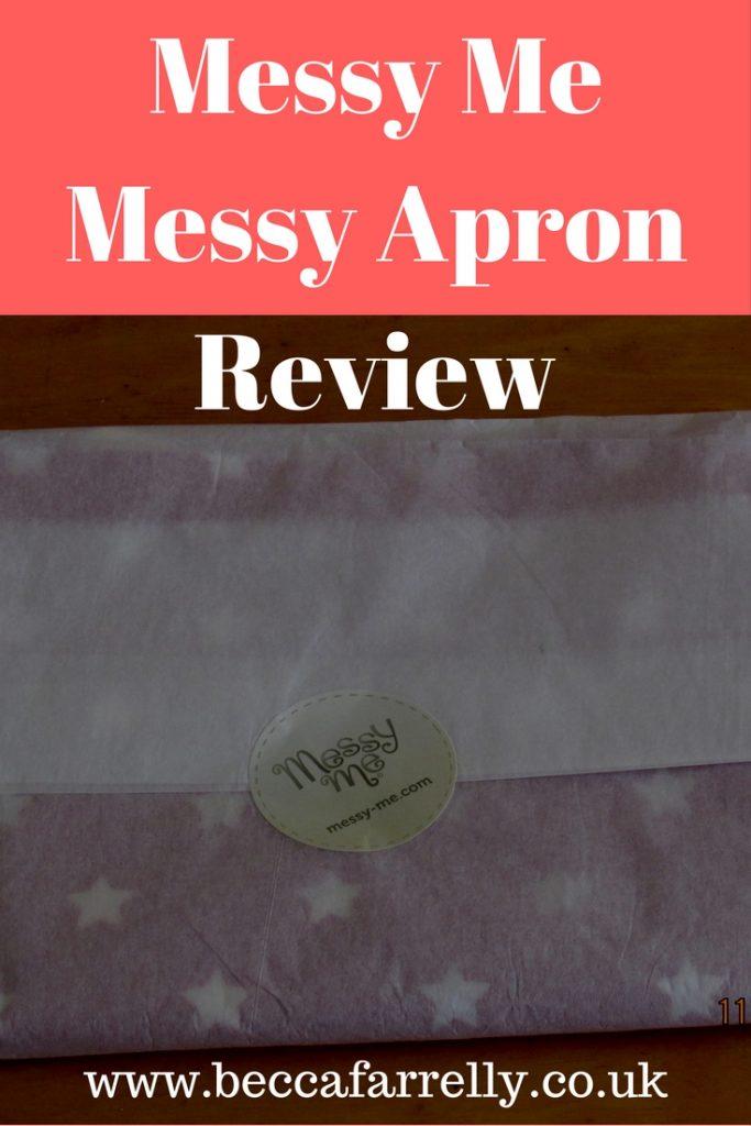 Messy Aprons