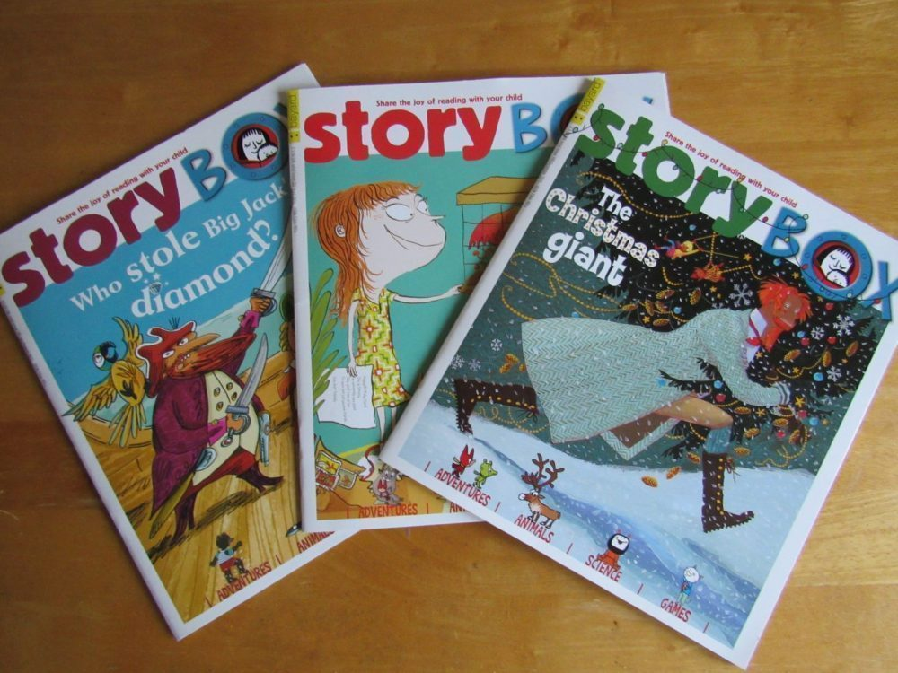 Storybox Magazines Review