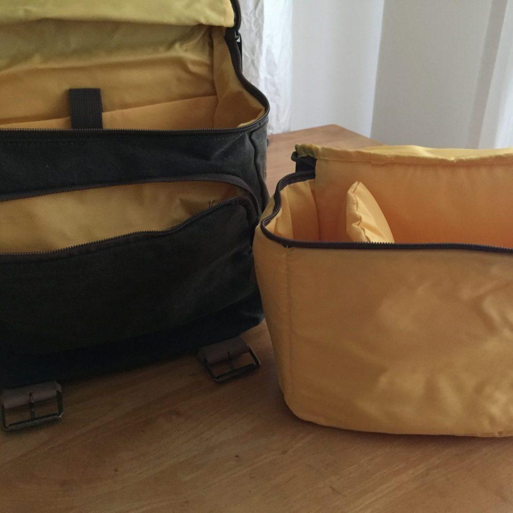 CADEN Waterproof Canvas Digital Camera Shoulder Bag Review