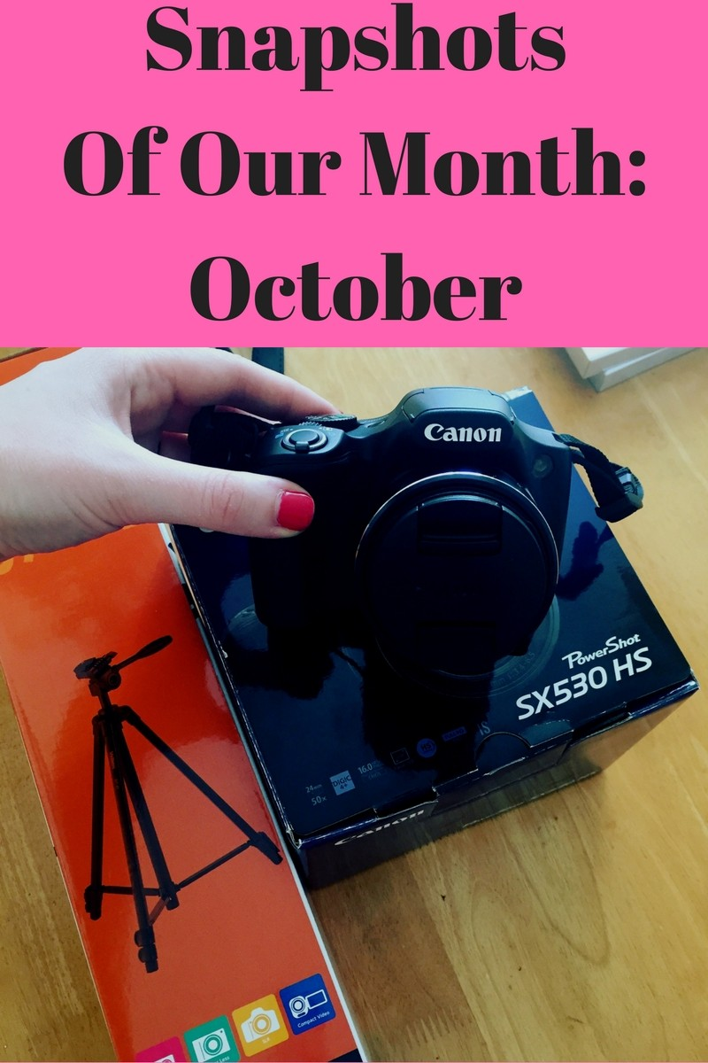 Snapshots Of Our Month – October