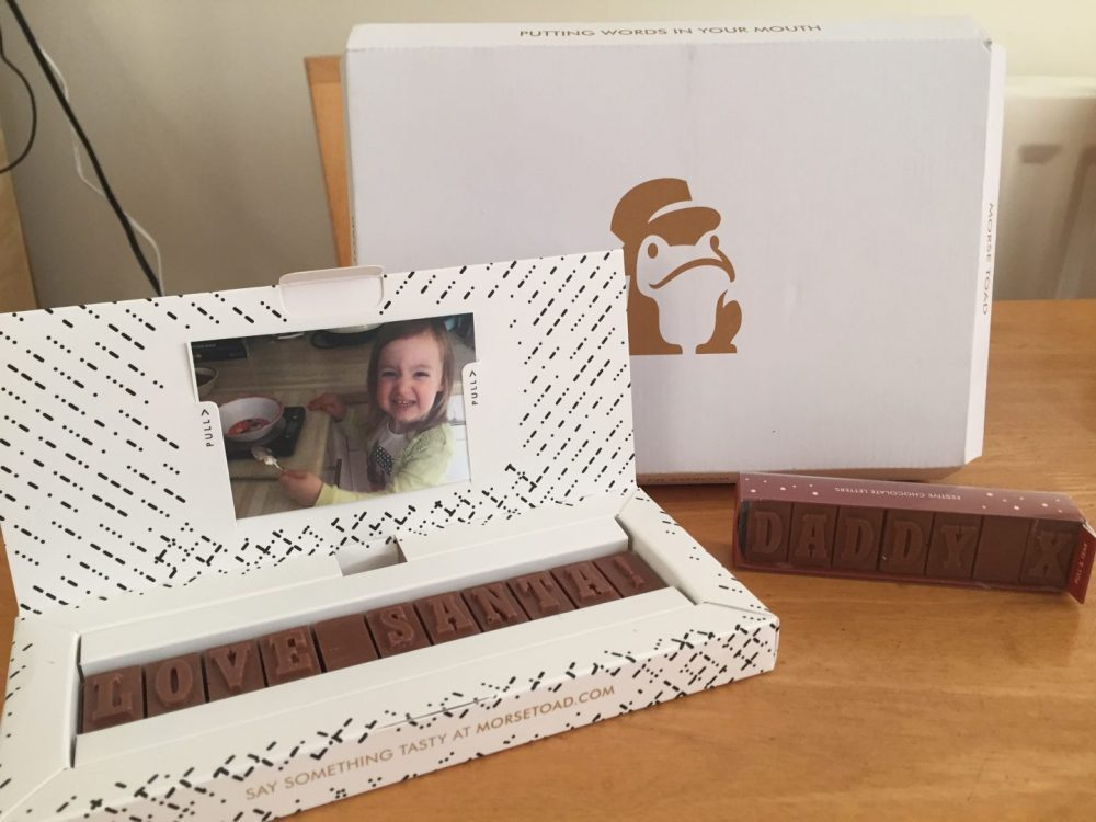 Morse Toad Chocolate Card Review