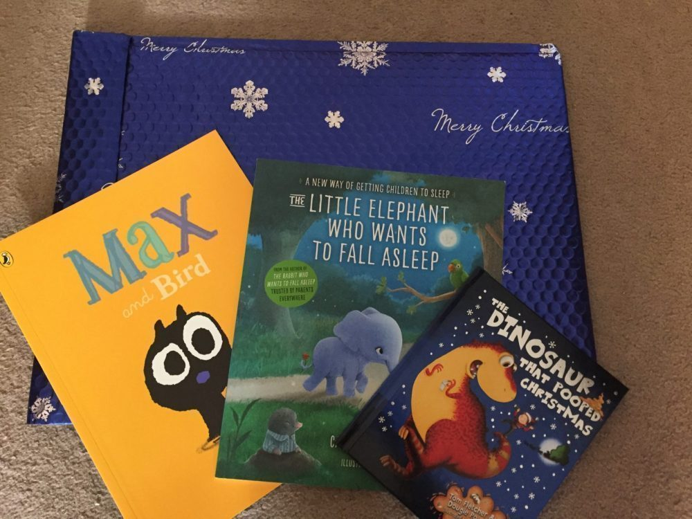 Children's Books Christmas Present Challenge