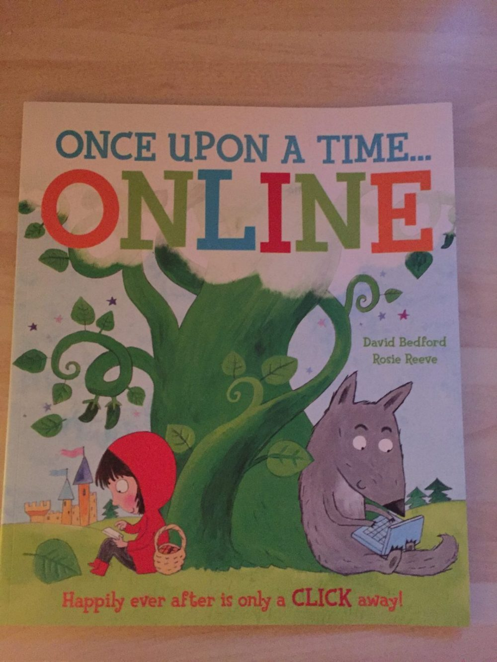 Once Upon A Time… Online With Parragon Books