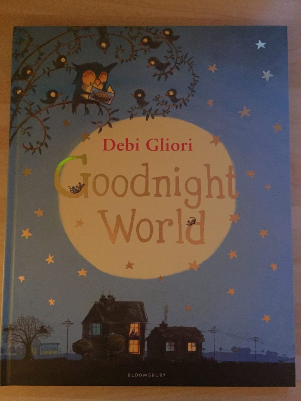 'Goodnight World' Children's Book Review