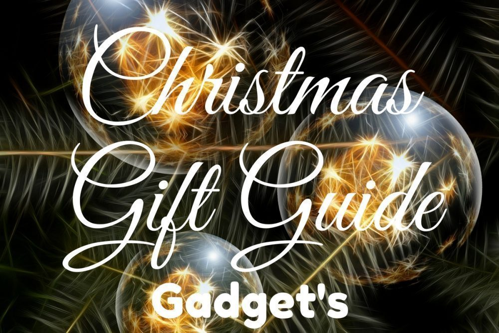 Christmas Gadget Gift Guide 2016