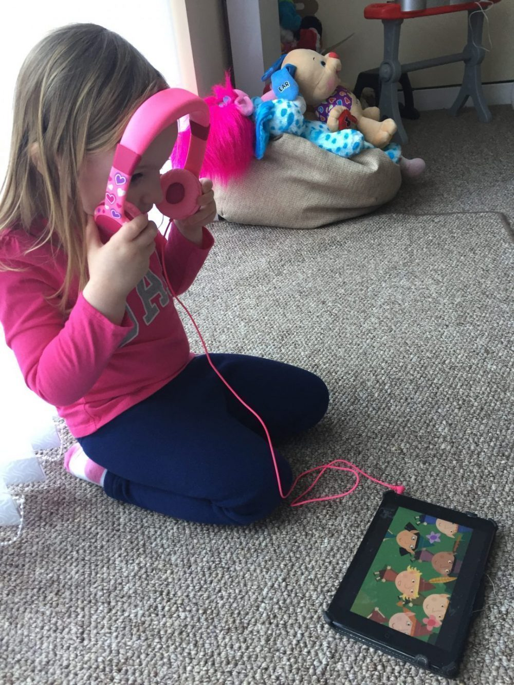 EasySMX Children's Headphones Review