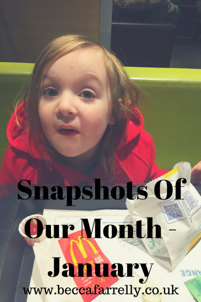 Snapshot Of Our Month – January