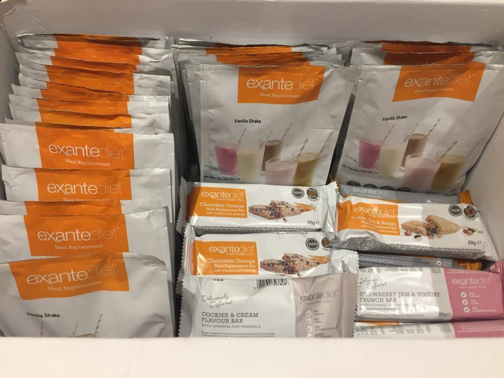 Exante Diet Rebrand Review