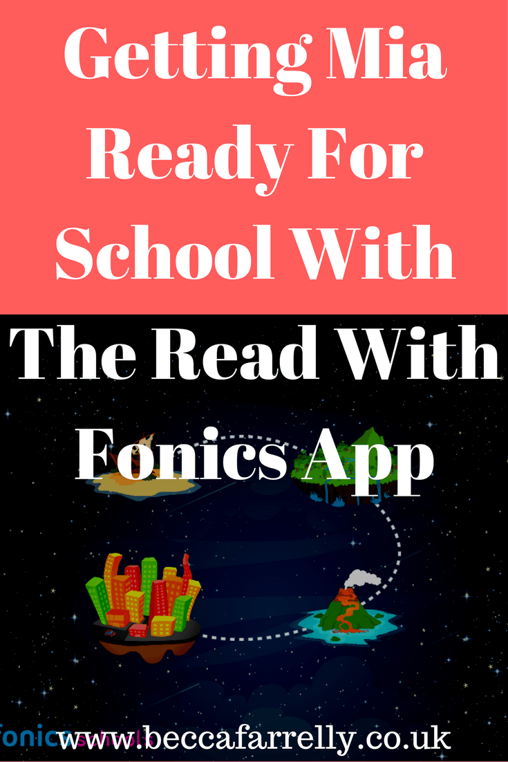 Read With Fonics App