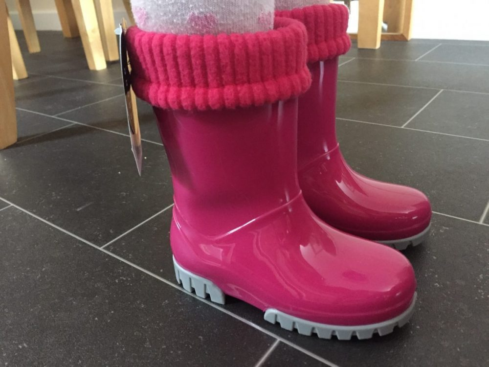 Term Roll Top Wellies