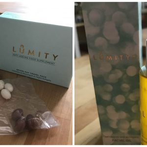 Anti-Ageing with Lumity Supplements