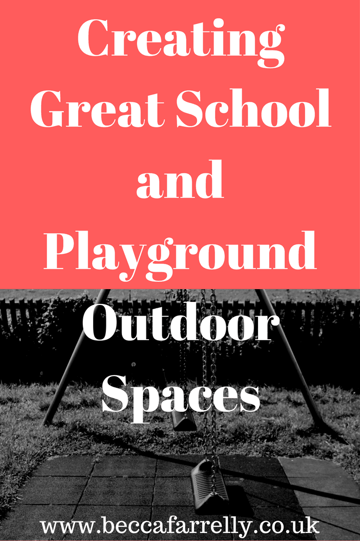 Playground Outdoor Spaces