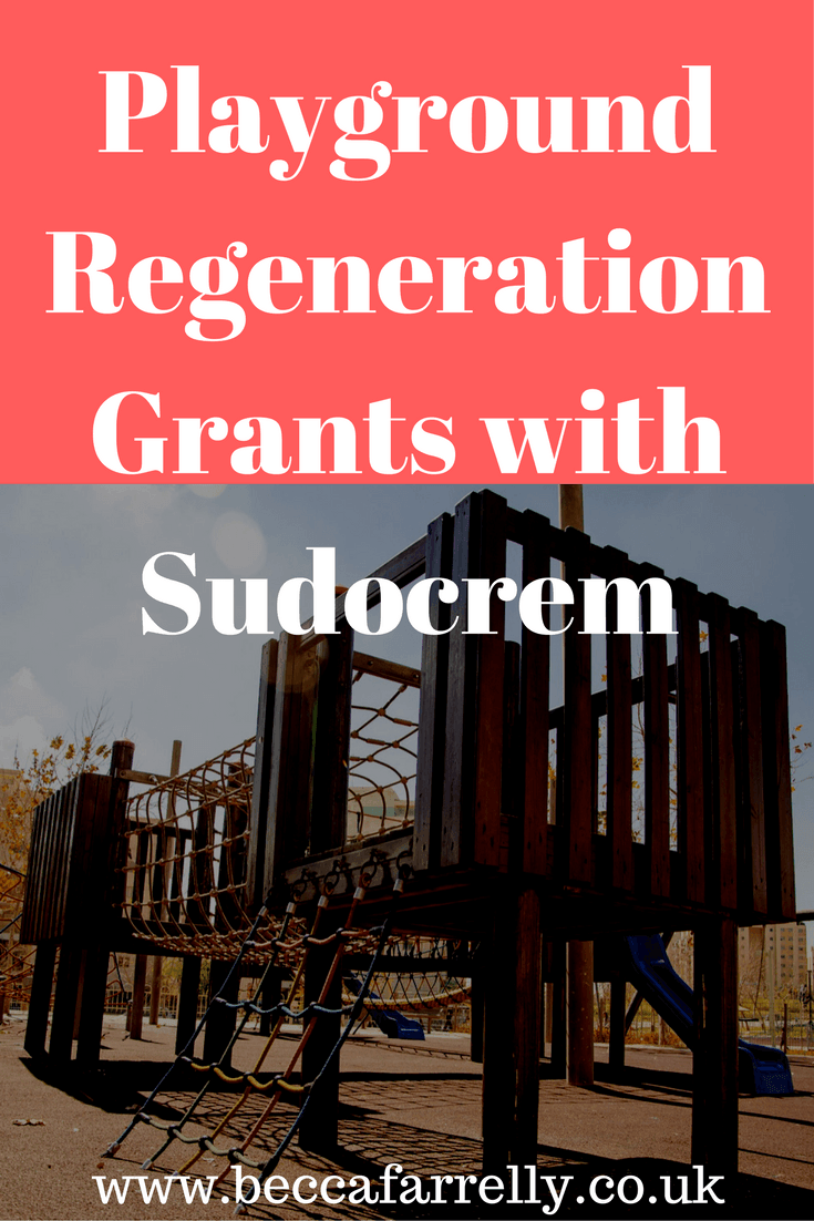 Playground Regeneration Grants