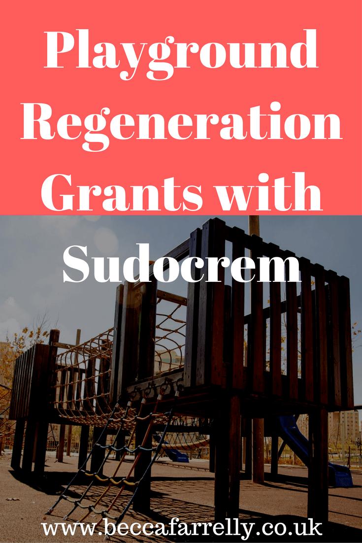 Playground Regeneration Grants