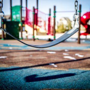 Playground Regeneration Grants with Sudocrem